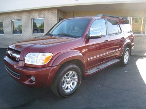 2007 Toyota Sequoia for sale in Louisville, KY