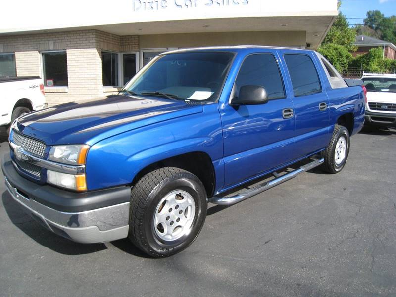 Chevrolet Avalanche In Louisville KY Dixie Car Sales - Chevrolet louisville ky