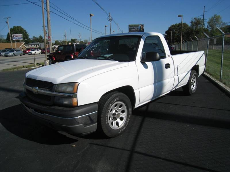 2005 Chevrolet Silverado 1500 For Sale At Dixie Car Sales In Louisville KY