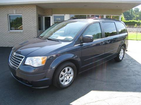 2008 Chrysler Town and Country for sale in Louisville, KY