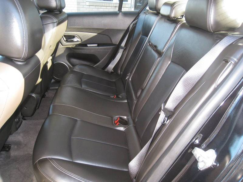 2011 Chevrolet Cruze Ltz In Louisville Ky Dixie Car Sales