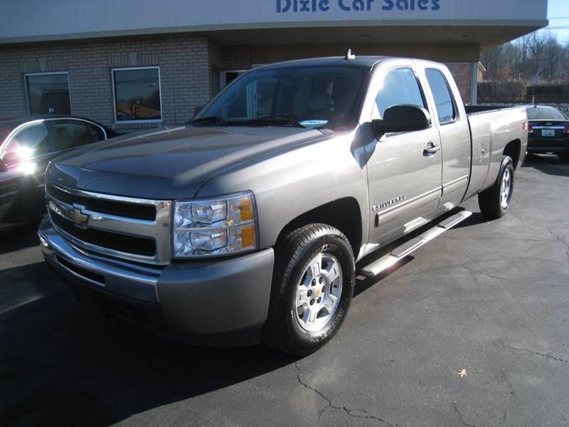 Chevrolet Silverado Work Truck In Louisville KY Dixie - Chevrolet louisville ky
