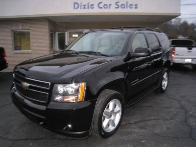 2008 chevrolet tahoe lt in louisville ky dixie car sales. Black Bedroom Furniture Sets. Home Design Ideas
