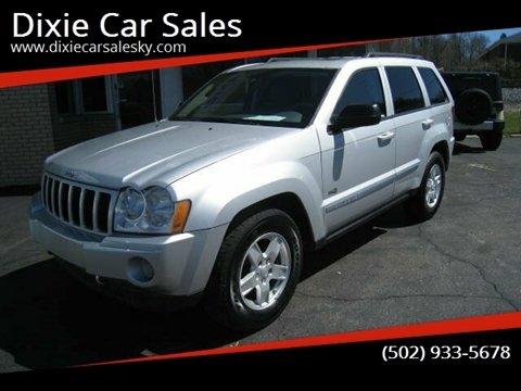 2006 Jeep Grand Cherokee for sale in Louisville, KY