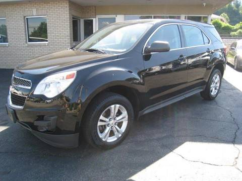 2012 Chevrolet Equinox for sale in Louisville, KY