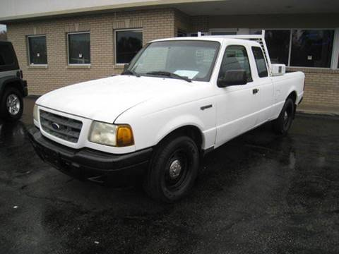 Used Ford Ranger For Sale >> 2003 Ford Ranger For Sale In Louisville Ky