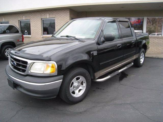 2003 Ford F 150 Xlt In Louisville Ky Dixie Car Sales