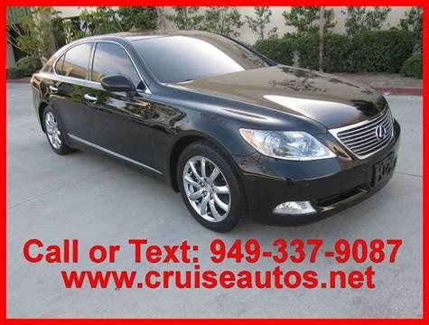2009 Lexus LS 460 For Sale - Carsforsale.com