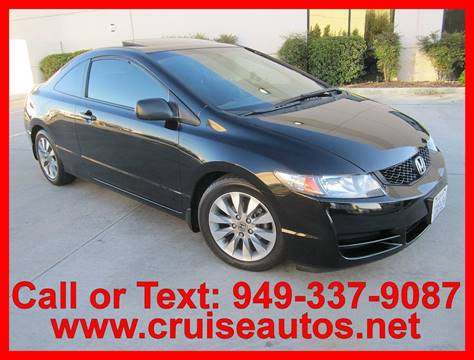 2011 Honda Civic for sale in Corona, CA