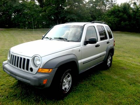 2005 Jeep Liberty for sale in Toms River, NJ