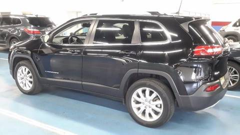 2017 Jeep Cherokee for sale in Toms River, NJ
