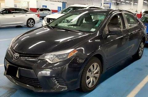 2016 Toyota Corolla for sale in Toms River, NJ