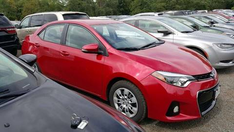 2015 Toyota Corolla for sale in Toms River, NJ