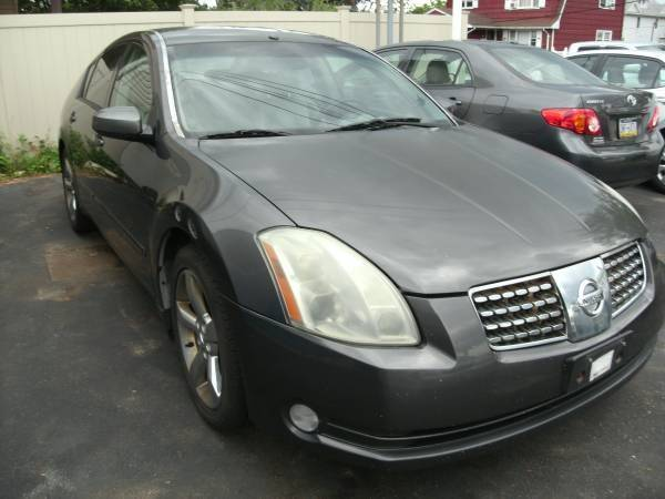 2006 Nissan Maxima For Sale At Shore Motorcars In Toms River NJ