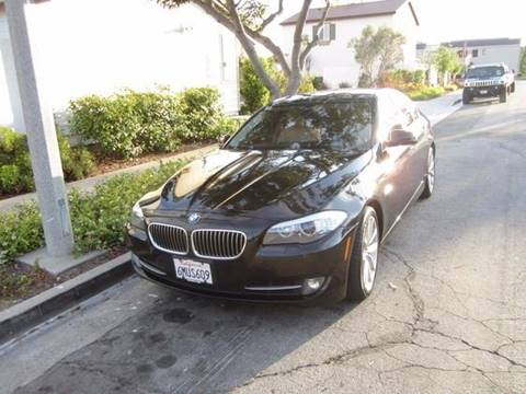 2011 BMW 5 Series for sale in Costa Mesa, CA