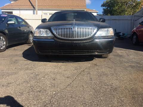 Lincoln town car for sale carsforsale 2007 lincoln town car for sale in detroit mi sciox Image collections