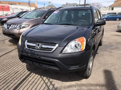 2004 Honda CR-V for sale in Detroit, MI