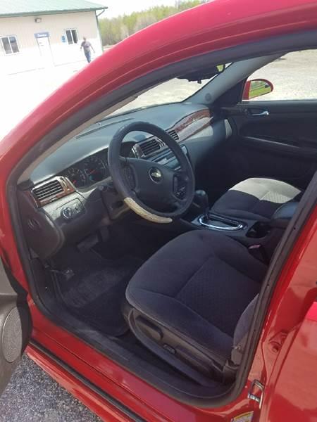 2013 Chevrolet Impala LT Fleet 4dr Sedan - Milaca MN