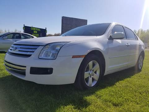 2009 Ford Fusion for sale in Milaca MN