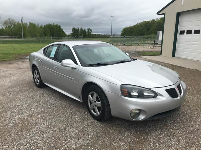 2005 Pontiac Grand Prix 4dr Sedan - Milaca MN