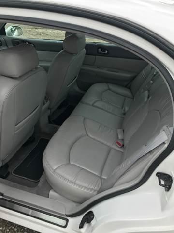 1997 Lincoln Continental 4dr Sedan - Milaca MN