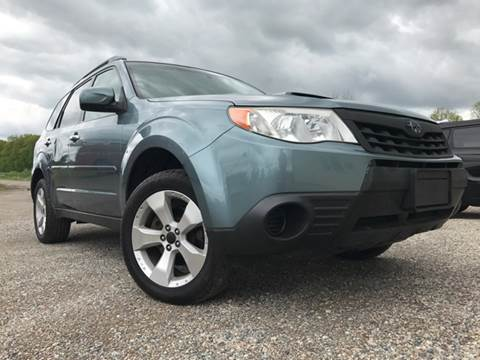 2011 Subaru Forester for sale in Milaca, MN