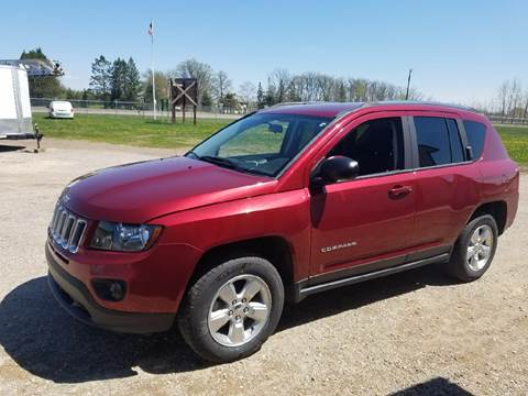 2015 Jeep Compass for sale in Milaca MN