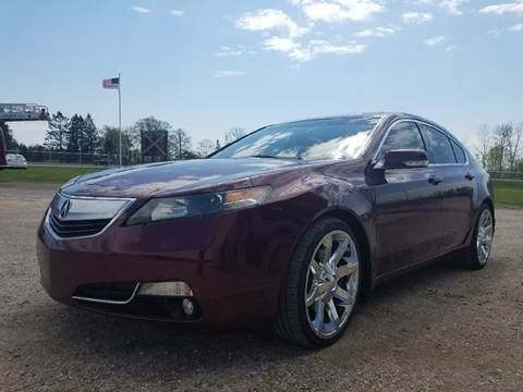 2012 Acura TL for sale in Milaca MN