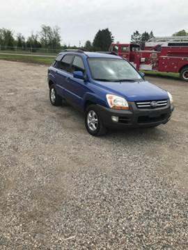 2005 Kia Sportage for sale in Milaca MN