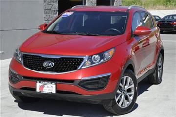 2015 Kia Sportage for sale in Pocatello, ID