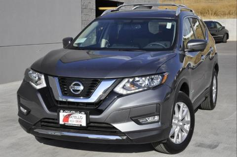 2017 Nissan Rogue Hybrid for sale in Pocatello, ID
