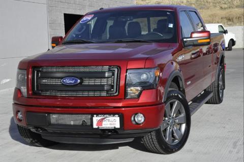 2014 Ford F-150 for sale in Pocatello, ID
