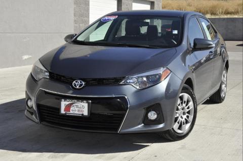 2016 Toyota Corolla for sale in Pocatello, ID