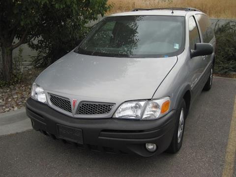 2001 Pontiac Montana for sale in Pocatello, ID