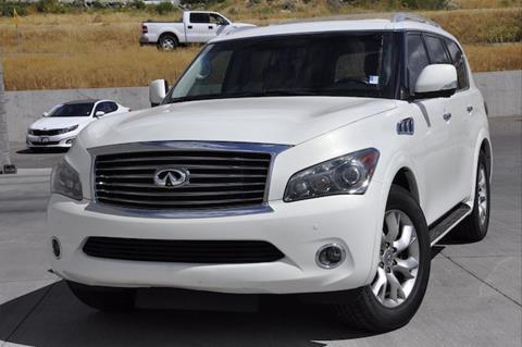 2012 Infiniti Qx56 For Sale In Idaho Carsforsale