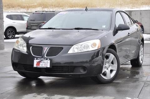 2009 Pontiac G6 for sale in Pocatello, ID