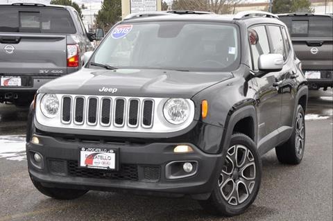2015 Jeep Renegade for sale in Pocatello, ID