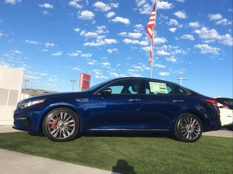 2019 Kia Optima for sale in Pocatello, ID