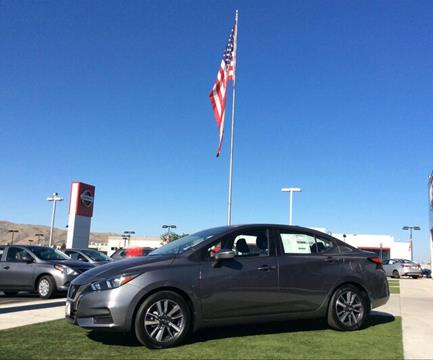 2020 Nissan Versa for sale in Pocatello, ID