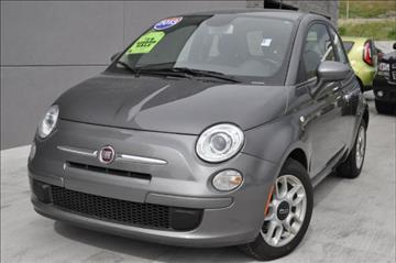 2013 FIAT 500 for sale in Pocatello, ID