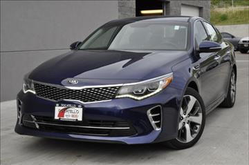 2017 Kia Optima for sale in Pocatello, ID