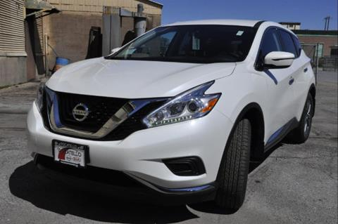 2017 Nissan Murano for sale in Pocatello, ID