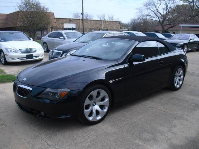 2007 BMW 6 Series for sale at German Exclusive Inc in Dallas TX