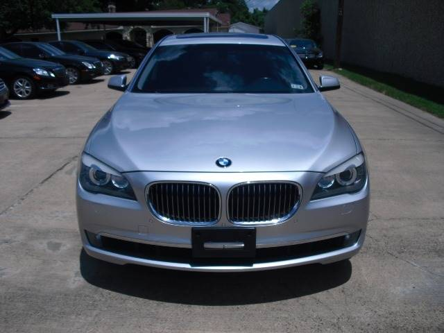 2009 BMW 7 Series 750Li In Dallas TX - German Exclusive Inc
