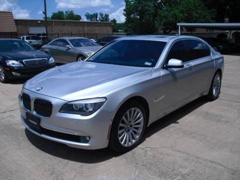 2009 BMW 7 Series for sale at German Exclusive Inc in Dallas TX