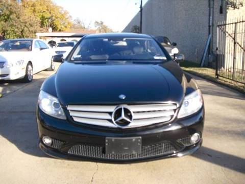 2010 Mercedes-Benz CL-Class for sale in Dallas, TX