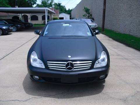 2006 Mercedes Benz CLS For Sale In Dallas, TX