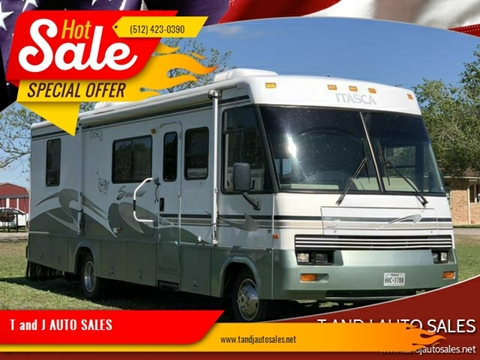 1999 Ford Motorhome Chassis for sale in Round Rock, TX