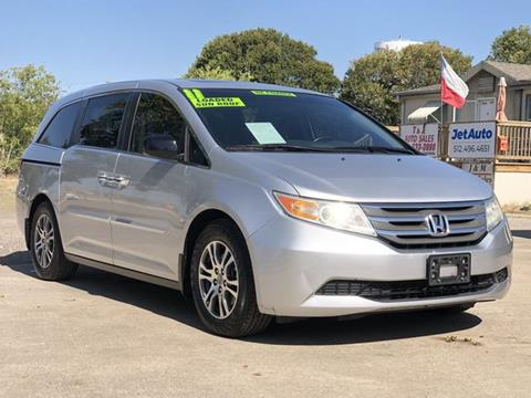 2011 Honda Odyssey for sale in Round Rock, TX