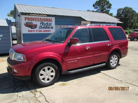 2005 Lincoln Navigator for sale in Columbia, MS
